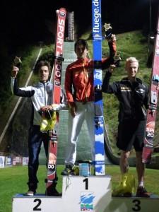 Ronan Lamy-Chappuis a remporté cette 6éme édition du GP de la Ville de Gérardmer