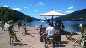 Les rives du lac : le site idéal pour une saison estivale !