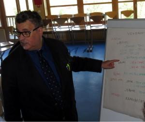 Richard Edme, directeur adjoint de la DDCSPP 88