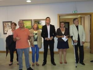 Jacques martin a eu le plaisir de présenter ces 3émes rencontres Nature en images en présence de nombreux élus locaux, départementaux et régionaux