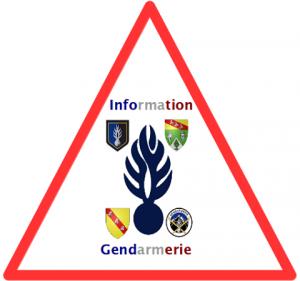 info gendarmerie