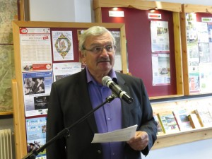 Hervé Badonnel, président de l'OTI