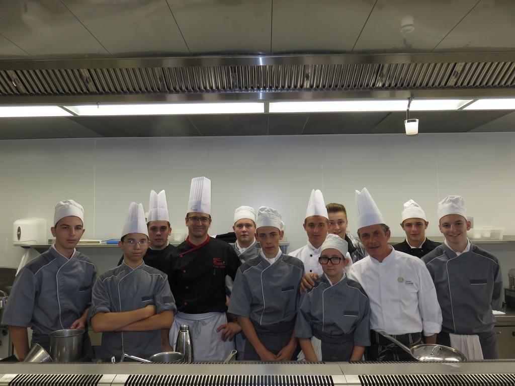 Le beurre, un ingrédient essentiel qu'il faut savoir travailler pour les futurs cuisiniers