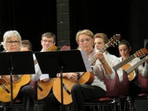 L'orchestre de Mandolines de remiremont