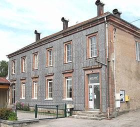 mairie de liezey