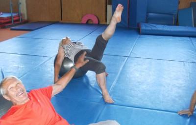 Gym équilibre