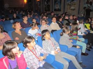 """Le public a pour sa part voté en masse pour """"Phantom Boy"""""""