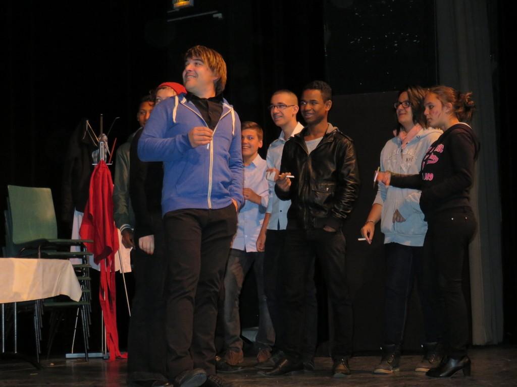 Forum-théâtre interactif à la MCL