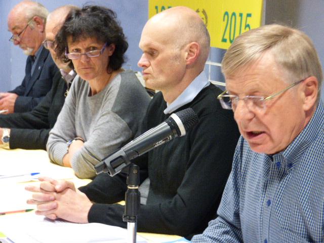 Jean Claude Ruer président du VSG