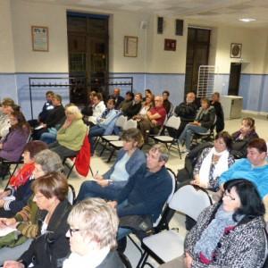 Une quarantaine de personnes a assité à la réunion