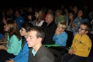 Plus de 250 personnes à l'Espace LAC ce vendredi 20 novembre