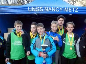 Benjamins champions