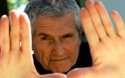 Claude Lelouche, président du Jury Longs Métrages de cette 23ème édition.