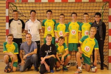 Hand-ball 18 ans garçons - 03 -10 - 2015 003