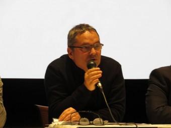 Bruno Barde, directeur du festival
