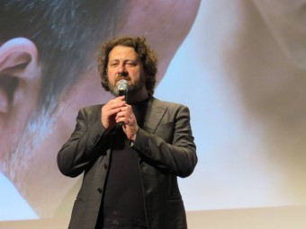 "Bernard Rose, réalisateur de ""Frankenstein"" , film américain en compétition"