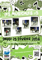 Les Musicales #5