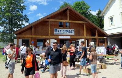 chalet Secours Catholique Chalet