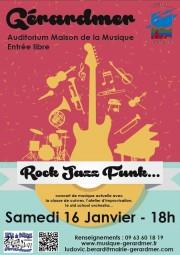 affiche jazz rock
