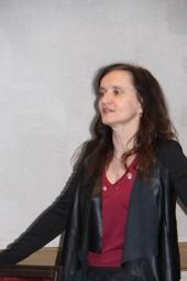 Martine Didier, directrice du cabinet KPMG et chef d'orchestre de cette soirée au Grand Hôtel