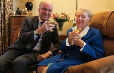 110eme anniversaire centenaire