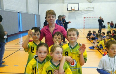 ASG Handball - 9 ans Rambervillers