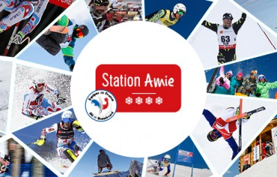 Label Station amie  Ski & Snow