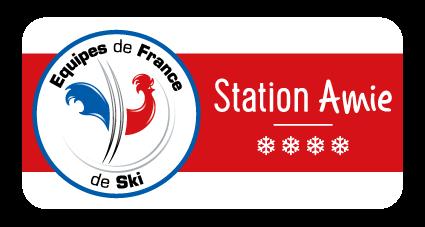 Logo ville amie équipes de France
