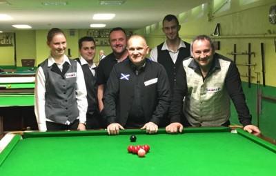 Snooker Gérardmer 2016