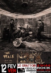 The Walk concert Grattoir