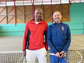 Malik N'Doye & Hervé Parmentelat