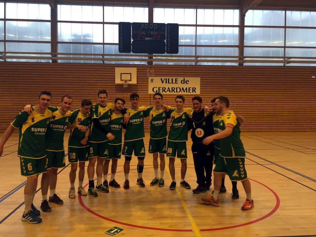 seniors asg Handball