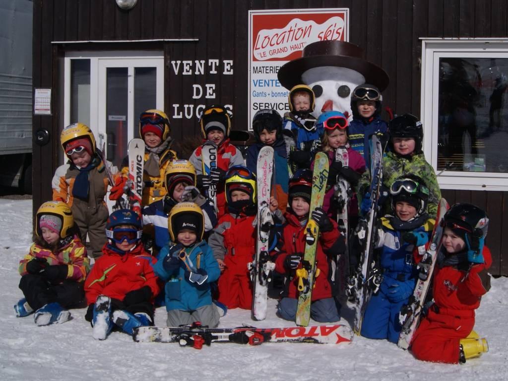 école bas rupt ski