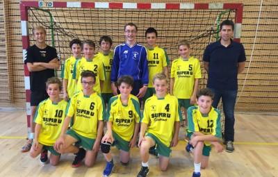 ASG handball moins de 13 ans  2015-2016 (2)