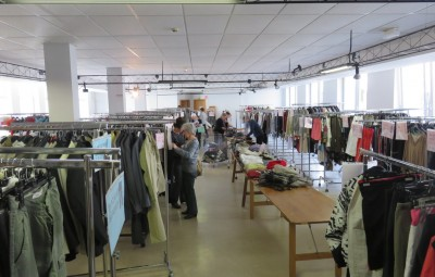 Bourse aux vêtements