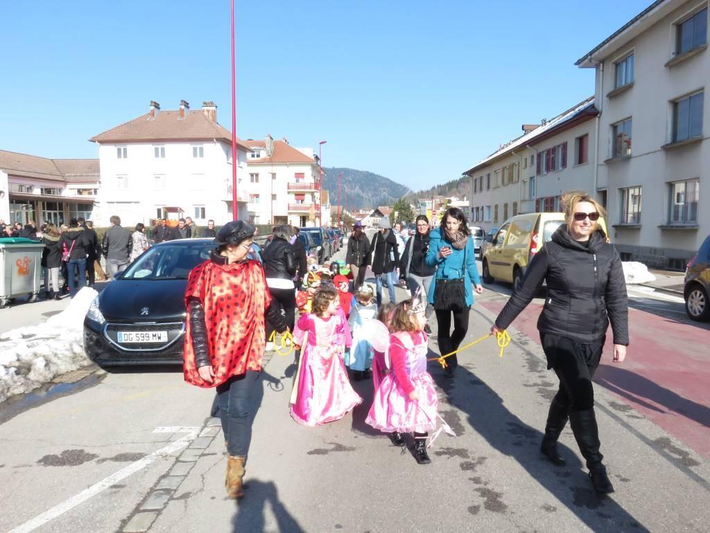 Carnaval M. Curie école (5)