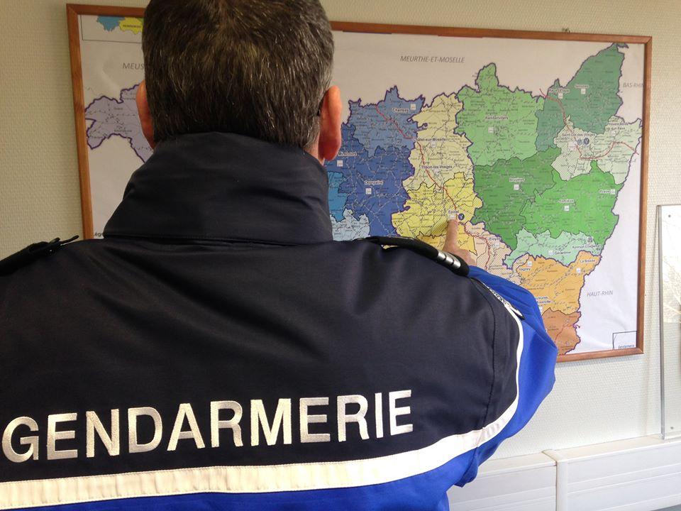 Gendarmerie vosges