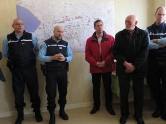 Inspection Brigade Gendarmerie Gérardmer (1)