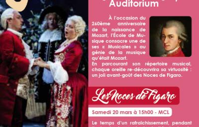 Les Musicales #6 Céline