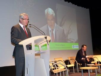1ère sortie vosgienne pour le président de la Région Philippe Richert