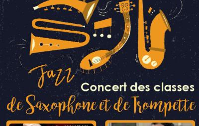 concert sax trompette du 19 mars