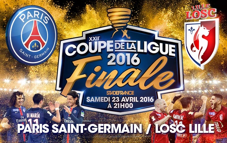 Football un bus pour la finale de la coupe de la ligue psg lille samedi 23 avril 2016 - Final de la coupe de la ligue ...