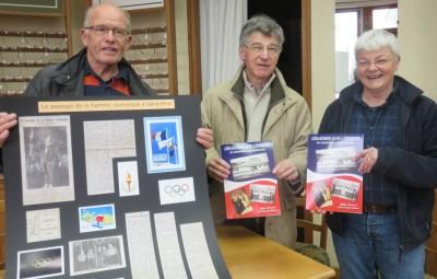 Patrick Mény, Gilles Durant & Catherine Georgel présentent cette 26éme édition