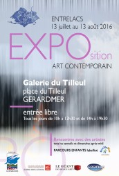 27ème exposition d'ART CONTEMPORAIN du groupe ENTRELACS