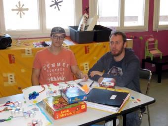 Pierre Jacquot & Julien Thibault préparent les thème de l'été 2016