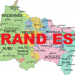 Carte grande Région