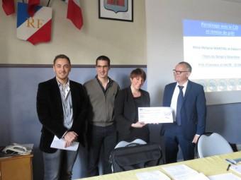 Une aide de HVI qqui se transforme par un prêt à taux 0 d'une somme de 20 000 € que Mélanie & Fabien vont utiliser à bon escient
