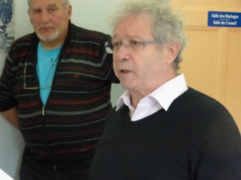 "Monsieur ""lumière"" Jean-Michel lazou"
