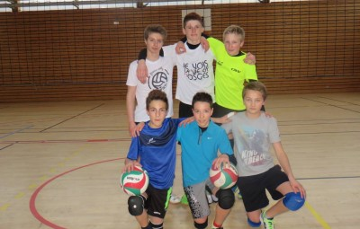 UNSS volley minimes