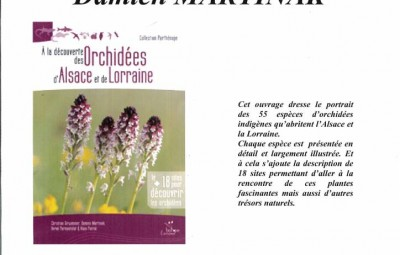 dédicace orchidées